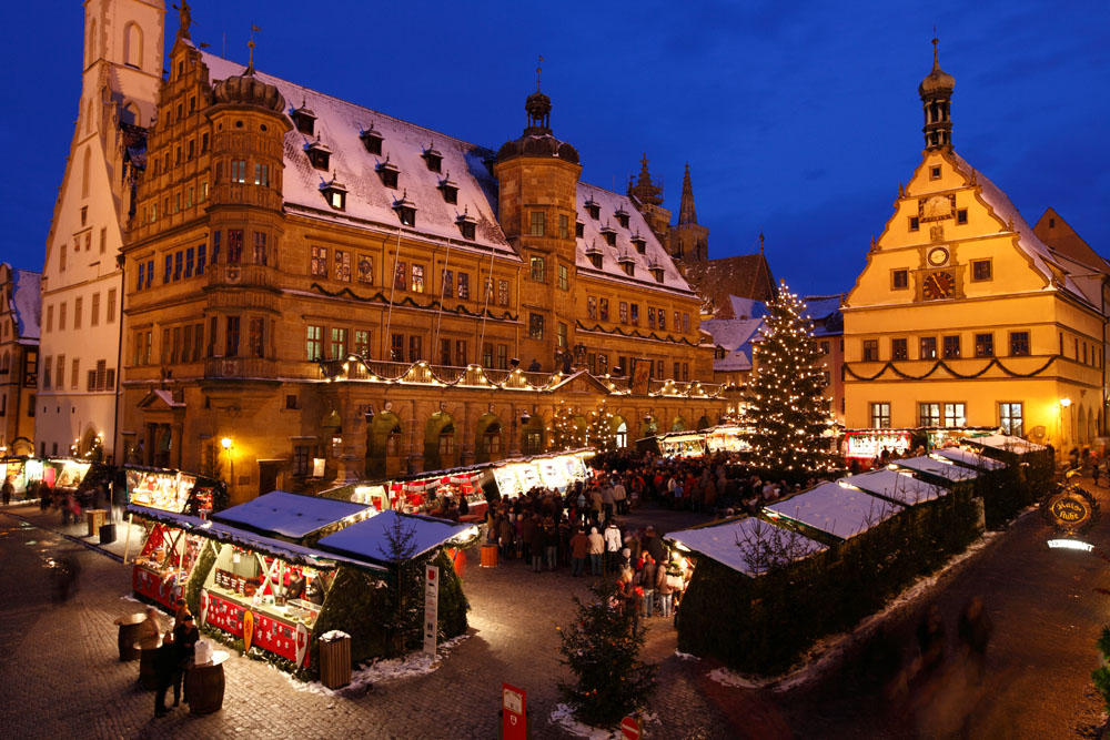 rothenburg ob der tauber weihnachtsmarkt. Black Bedroom Furniture Sets. Home Design Ideas
