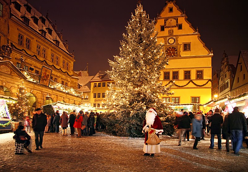 Image result for rothenburg christmas