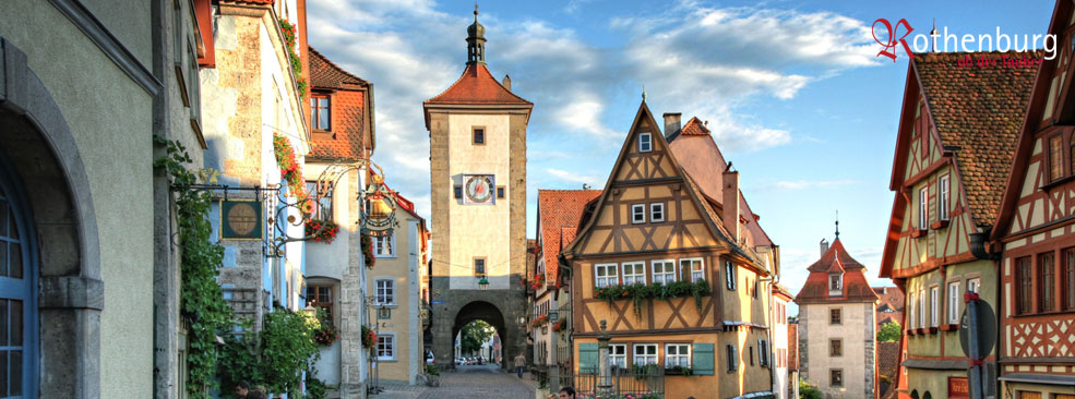 rothenburg ob der tauber welcome to rothenburg